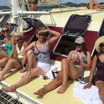 Costa Rica - Dispatch 3 - Group sailing