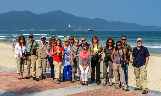 Vietnam Photography Expedition Group shot