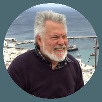 Freelance writer John Thompson