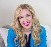 Successful blogger Kristi Dosh got a job in TV through her blog