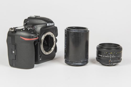 Finally the extension you need for your DIY macro lens