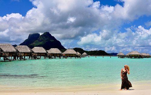 One of travel writer Patti Morrow's favorite bucket list destinations is Bora Bora