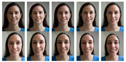 See how using a different lens can alter a subject's appearance -- something to be aware of when taking portrait photos