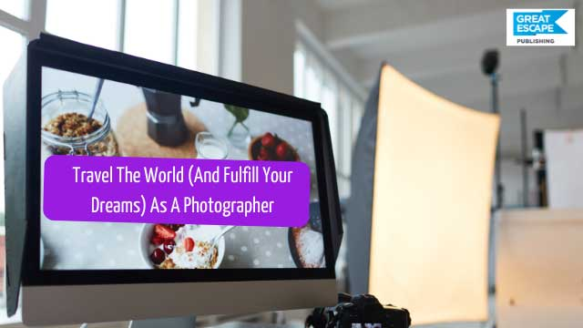 travel the world as a photographer