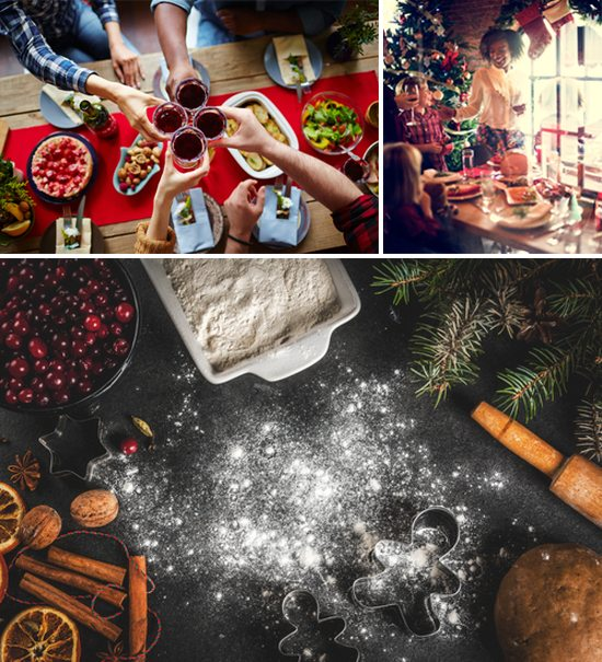 Ideas for creating stock photos during the holidays