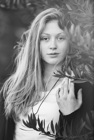 Using natural light in photography can be more gritty and real...