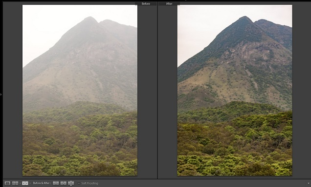 These are the four best tools in Lightroom to use on your travels