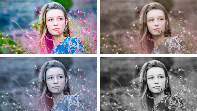 Using Lightroom presets will transform your images...