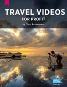 travel video for profit