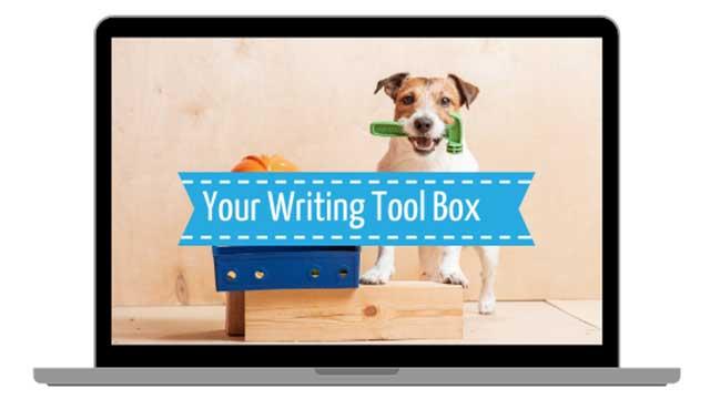 writing toolbox
