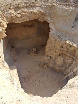 cistern masada