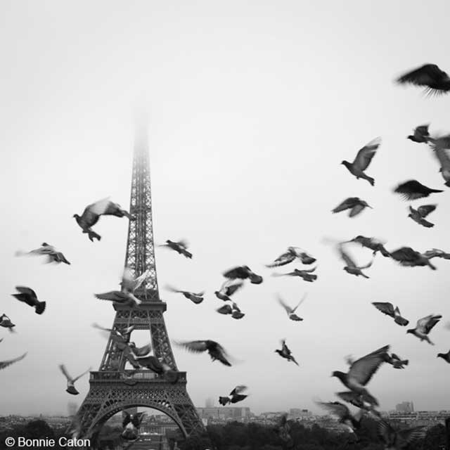 cloudy photos of Paris