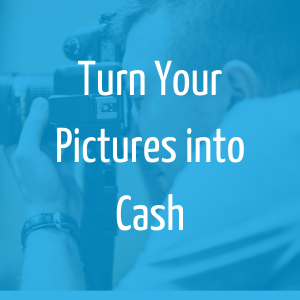 pictures into cash