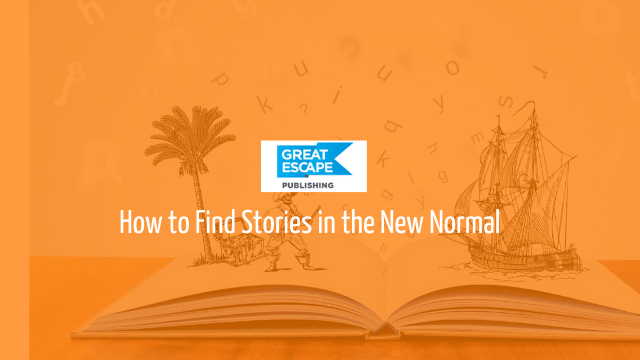 finding new stories