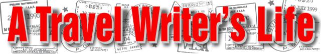 travel writers life
