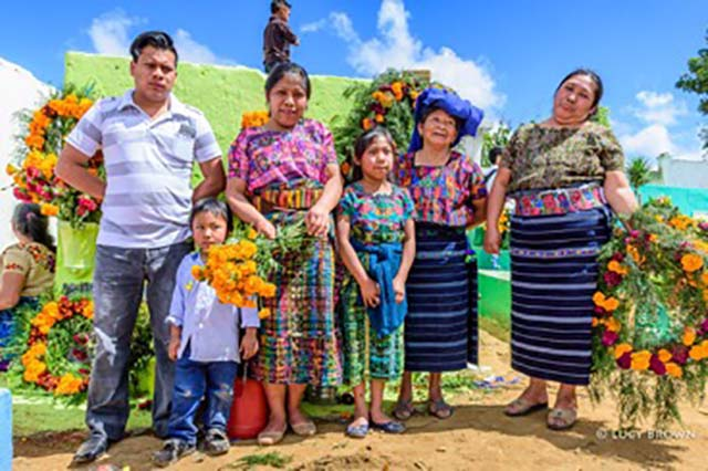 guatemala photo of family