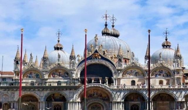 Basilica di San Marco - Venice Italy