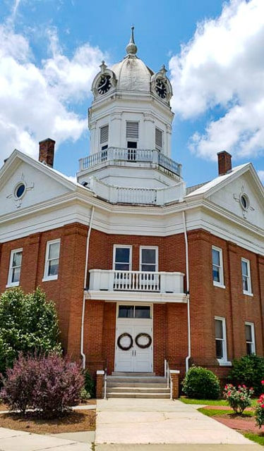 Monroeville Alabama Courthouse and Museum