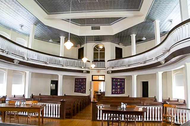 Monroeville Alabama Courtroom