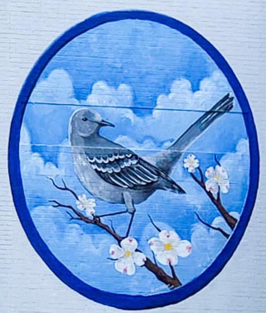 Mocking Bird By Scott