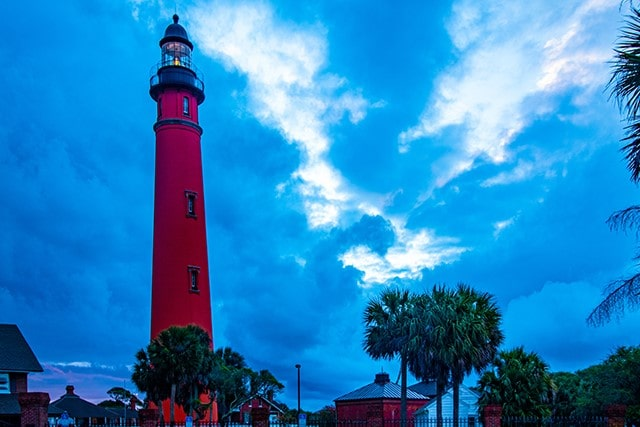 Ponce Lighthouse, Ponce Inlet, Florida