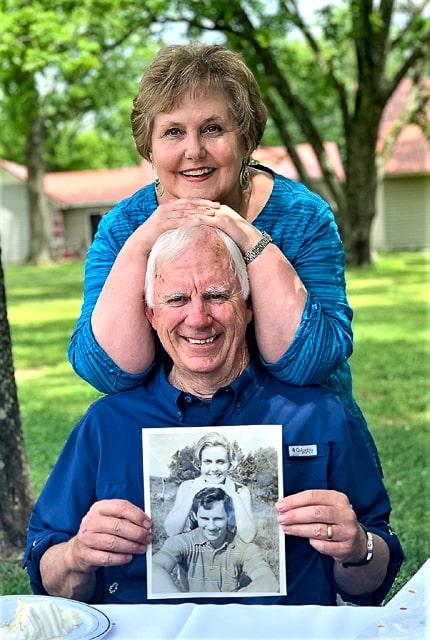 Connie Pearson and Steve Pearson