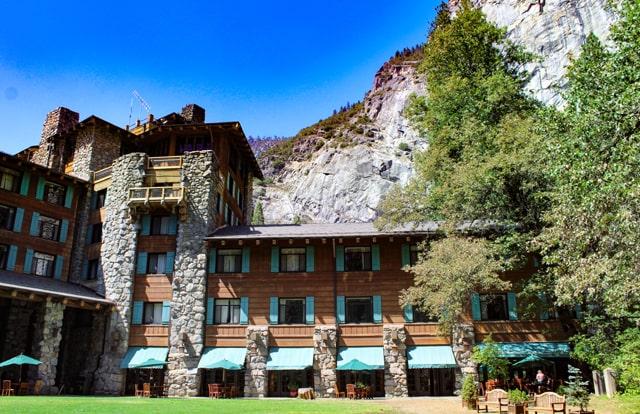 Ahwahnee Hotel - Yosemite