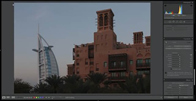 dubai lightroom fixing