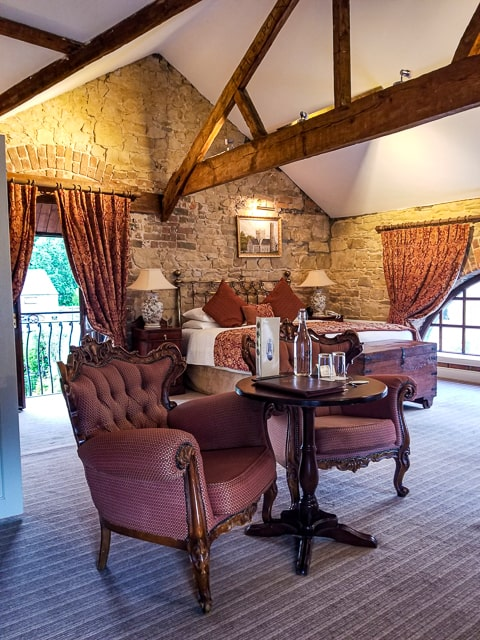 Cabra Castle Guest Room