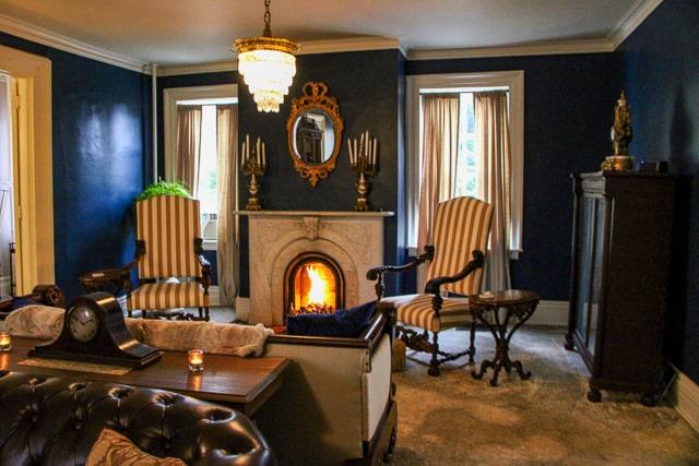 Laurentide Fireplace BY ST JOHN