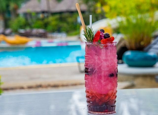 Hilton Hua Hin Resort - Berry Mania