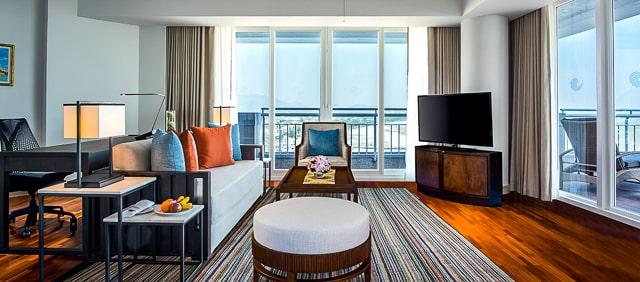 Hilton Hua Hin Resort - Ocean Suite