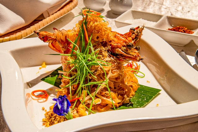 Hilton Hua Hin Resort - Pad Thai