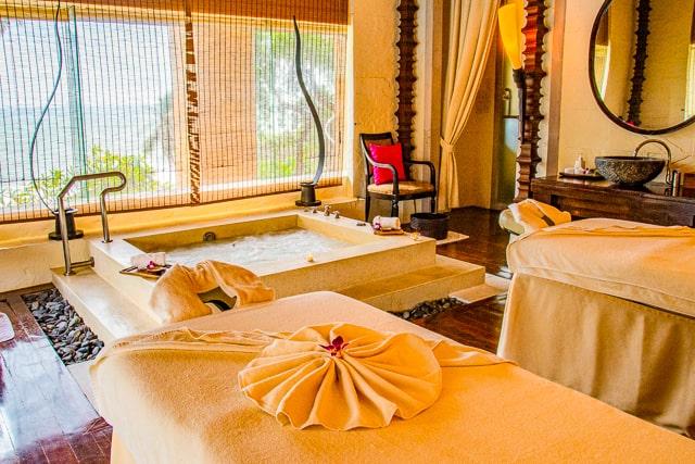 Hilton Hua Hin Resort - eforea Spa jacuzzi