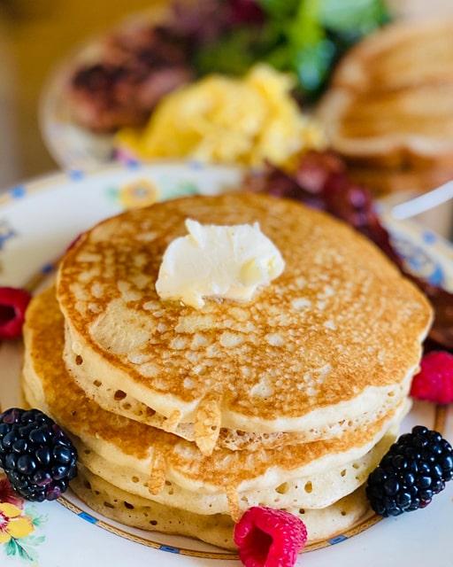 Laurentide pancakes BY LAURENTIDE