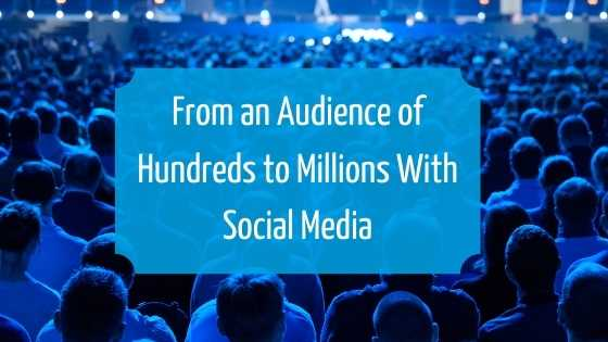 audience and social media for travel writers