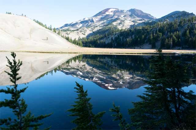 landcape lake photograph