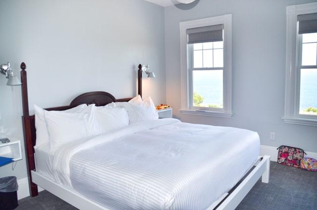 Emerson Inn Ocean view room