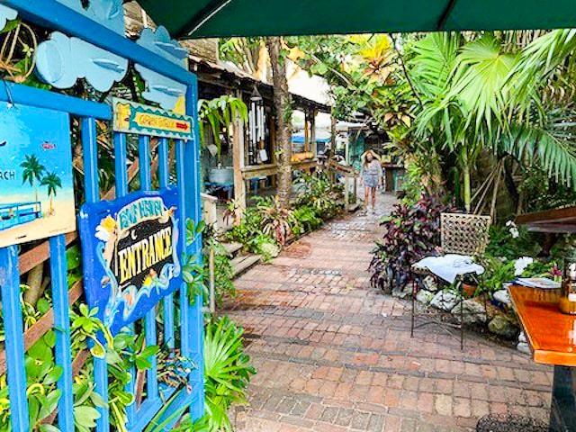 Blue Heaven - Key West Florida