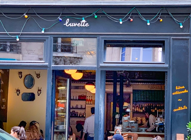 Buvette in Paris