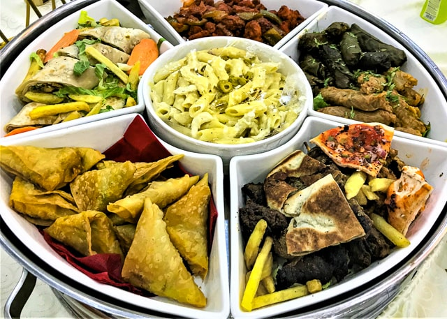 Food from Sultanate of Oman