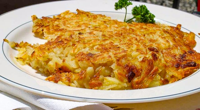 Rosti- Potato Cakes