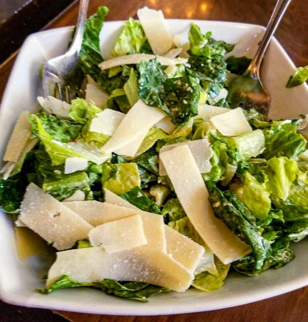 Salad from Campania, Bay Ridge Brooklyn