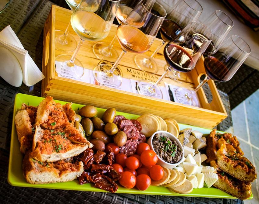 Meridiana Wine and Food Tasting - Malta