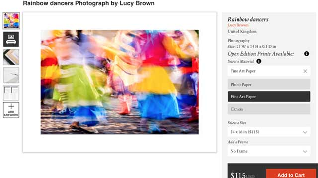 A Guide to Selling Photos as Art Online