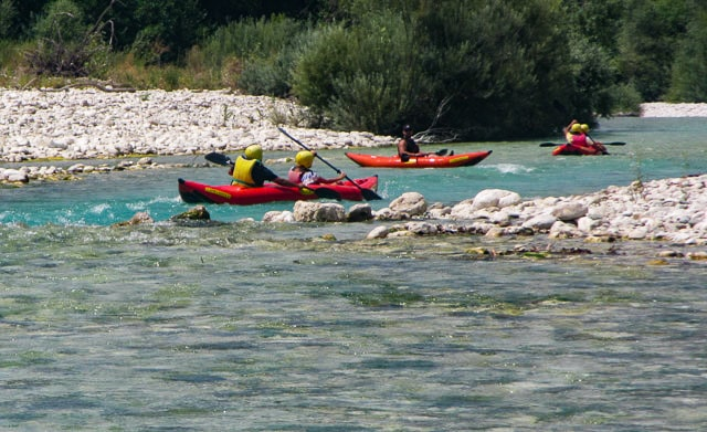 Acheron River Kayakers