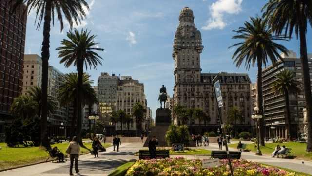 travel blogging in uruguay