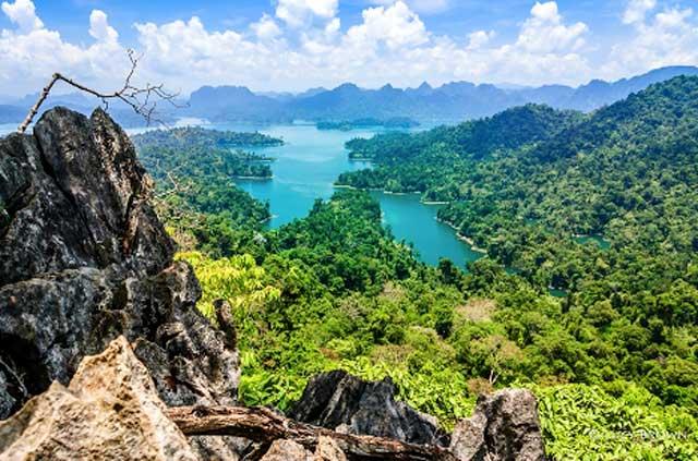 Thailand mountain photographer image