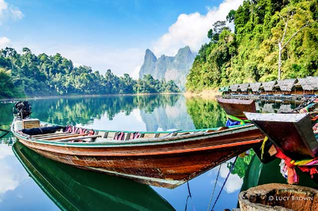 thailand photographer of boats