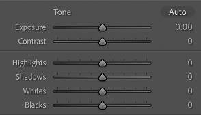 tone editor lightroom